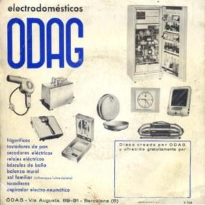 Luis Aguilé - Odeon (EMI)S/R