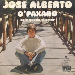 José Alberto - Ariola10.625-A