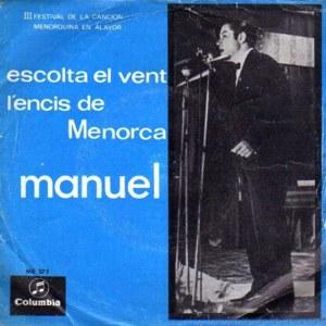 Manuel - ColumbiaME 273
