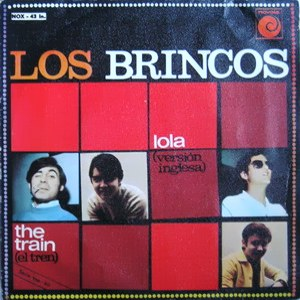 Brincos, Los - Novola (Zafiro)NOX- 43I