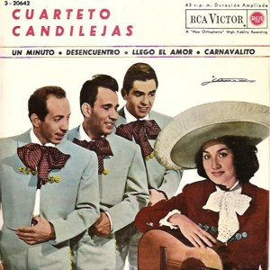Cuarteto Candilejas