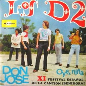 D 2, Los - MarferM 20.089