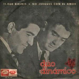 Dúo Dinámico - La Voz De Su Amo (EMI)7PL 63.106