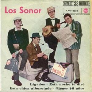 Sonor, Los - RCALPC-3232