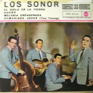 Sonor, Los - RCALPC-3114