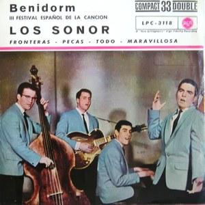 Sonor, Los - RCALPC-3118