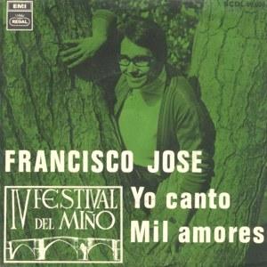 Francisco José - Regal (EMI)SCDL 69.038