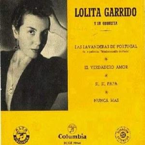 Garrido, Lolita - ColumbiaECGE 70661