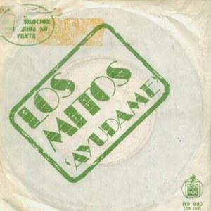 Mitos, Los - HispavoxCP-159