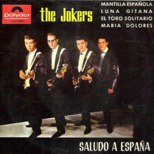 Jokers, The - Polydor 238 FEP