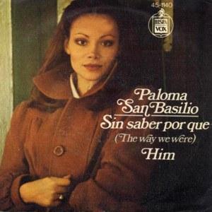 San Basilio, Paloma - Hispavox45-1140