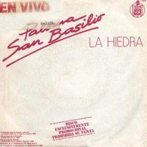 San Basilio, Paloma - HispavoxP-109