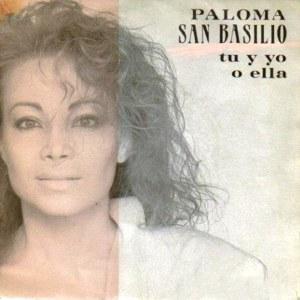 San Basilio, Paloma - Hispavox40 2162 7