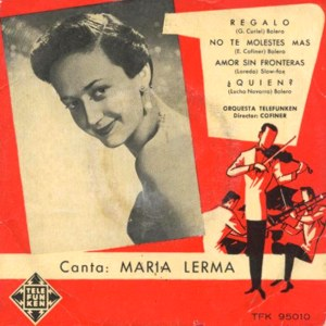 Lerma, María