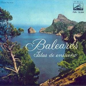 Varios - La Voz De Su Amo (EMI)7EPL 13.564