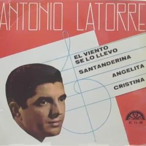 Latorre, Antonio - Berta (Philips)FC-12-28