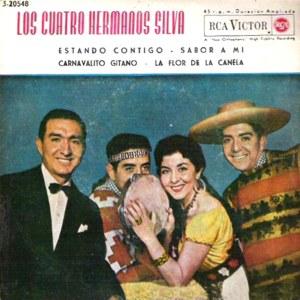 Cuatro Hermanos Silva, Los - RCA3-20548