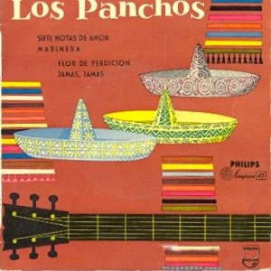 Panchos, Los - Philips 429 700 BE