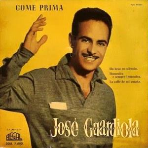 Guardiola, José - Regal (EMI)SEBL 7.080