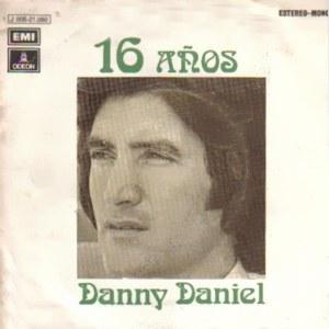 Daniel, Danny - Odeon (EMI)J 006-21.060