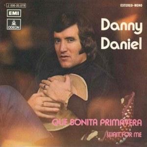 Daniel, Danny - Odeon (EMI)J 006-20.819