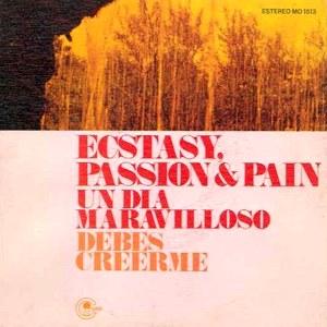 Ecstasy, Passion And Pain - ColumbiaMO 1513