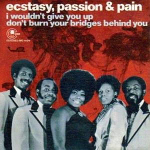 Ecstasy, Passion And Pain - ColumbiaMO 1409