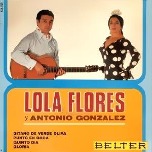 Flores, Lola - Belter52.151