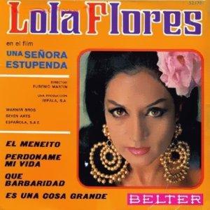 Flores, Lola - Belter52.178