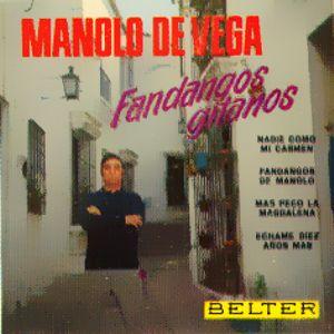 Vega, Manolo De - Belter52.201