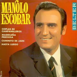 Escobar, Manolo - Belter52.226