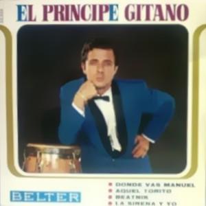 Príncipe Gitano, El - Belter52.232