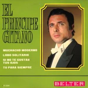 Príncipe Gitano, El - Belter52.234