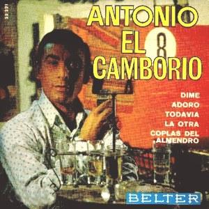 El Camborio, Antonio - Belter52.291