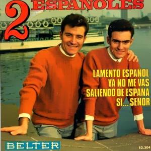 Dos Españoles, Los (2) - Belter52.304