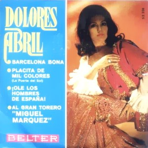 Abril, Dolores - Belter 52.338