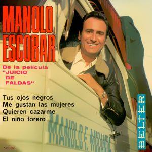 Escobar, Manolo - Belter52.337