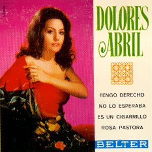 Abril, Dolores - Belter 52.340