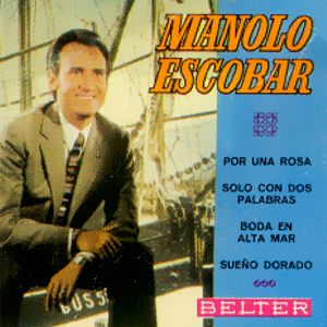 Escobar, Manolo - Belter52.350