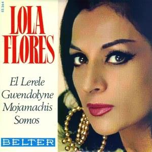 Flores, Lola - Belter52.364