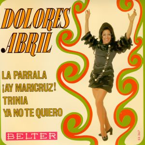 Abril, Dolores - Belter 52.367