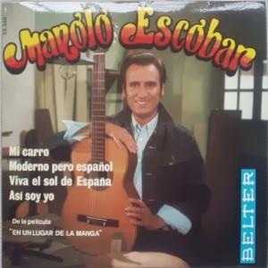 Escobar, Manolo - Belter52.368