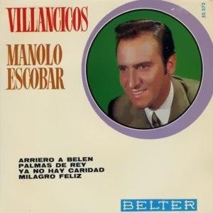 Escobar, Manolo - Belter52.372