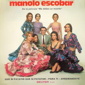 Escobar, Manolo - Belter52.416