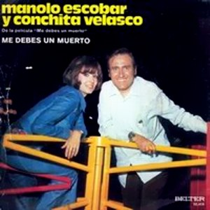 Manolo Escobar - Belter52.416