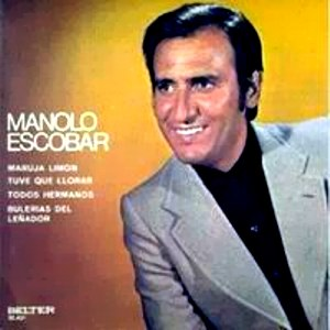Escobar, Manolo - Belter52.431