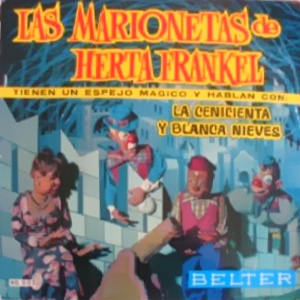 Marionetas De Herta Frankel, Las - Belter90.002