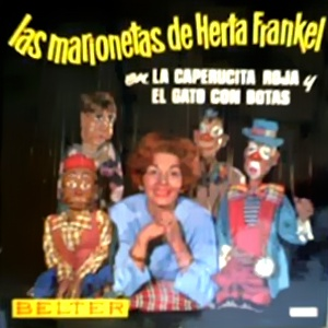 Marionetas De Herta Frankel, Las - Belter90.003