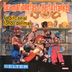 Marionetas De Herta Frankel, Las - Belter90.004