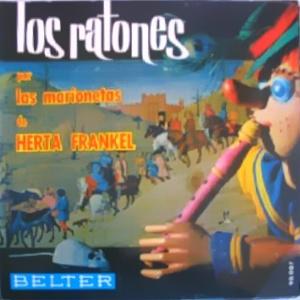 Marionetas De Herta Frankel, Las - Belter90.007